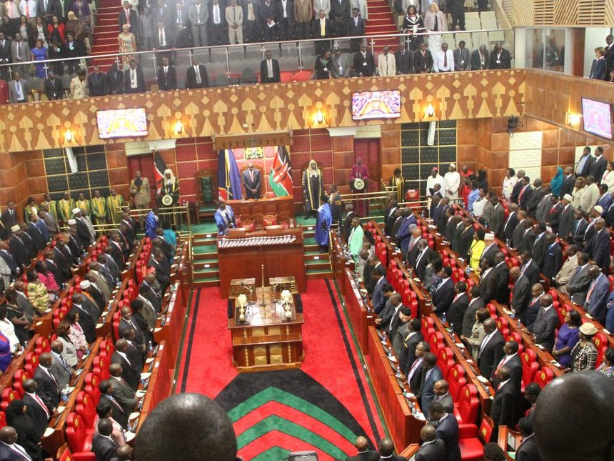 KICTAnet's Bill on the Election Law Amendment Bill 2017