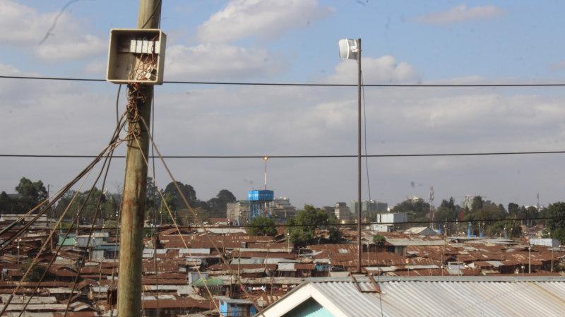 Kibera's free internet: TunapandaNET community network