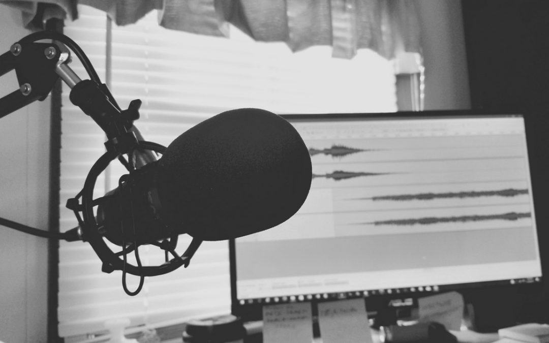 The Magic of storytelling through podcasting