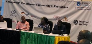 East Africa IGF is session