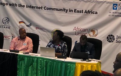 East African Internet Governance Forum 2019, Taking Stock