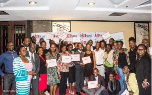 Kenya School of Internet Governance 2017 cohort