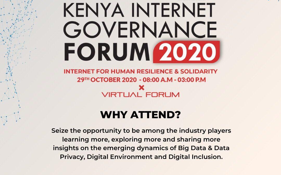 Kenya IGF Week 2020