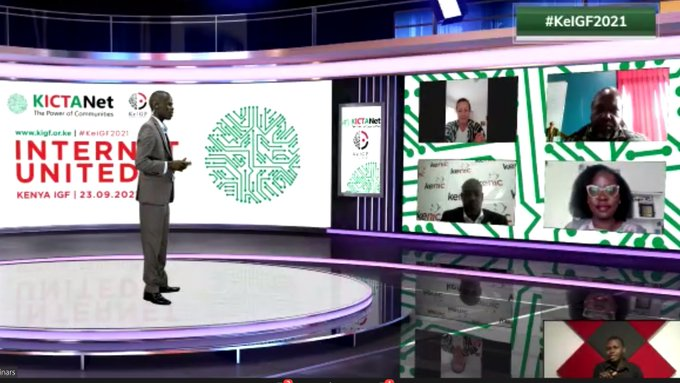 What are the key highlights of the 14th Kenya Internet Governance Forum?